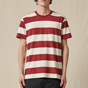 T-Shirt Globe Agius Striped