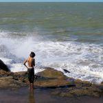 ALONE BY SEA