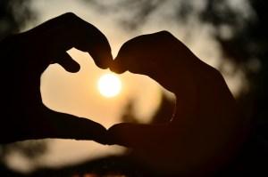 hands heart