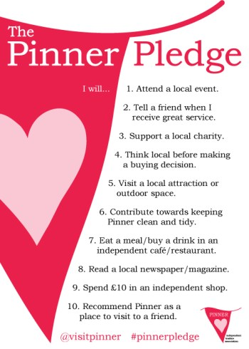 The Pinner Pledge