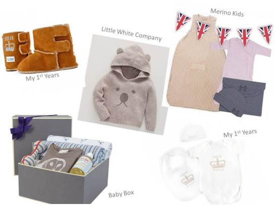 Royal Baby Gift Ideas ♥