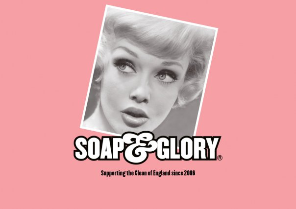 A Gift from Soap & Glory ♥