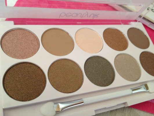 Beauty UK's Posh Palette Review ♥