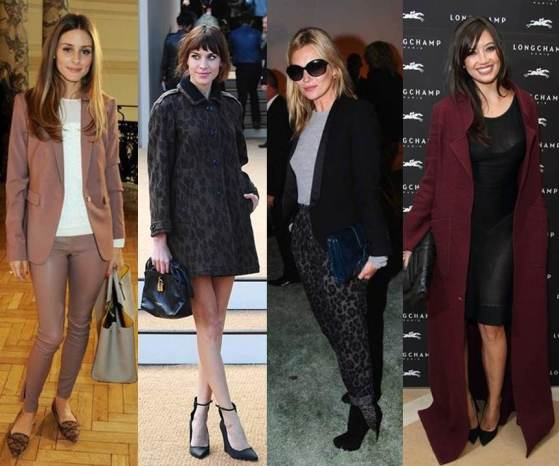 London Fashion Week Fashionistas ♥