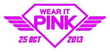 wear it PINK ♥