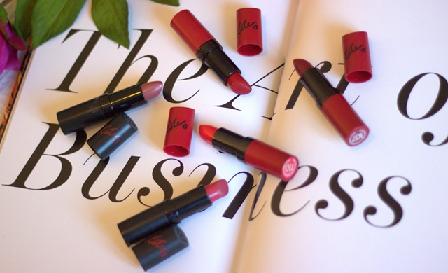 Kate Moss for Rimmel ♥ Lipstick Review
