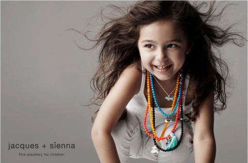 Kids Jewellery Brand, Jacques + Sienna Launch in Selfridges!