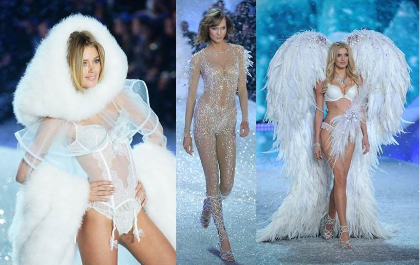 The Victoria's Secret Fashion Show 2013 ♥