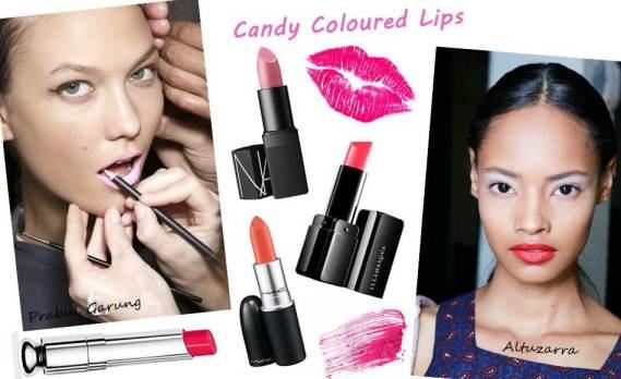 Spring Summer Beauty Trends ♥