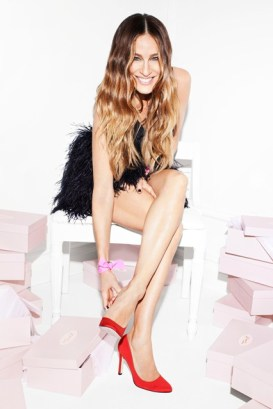 The SJP Shoe Collection Revealed ♥