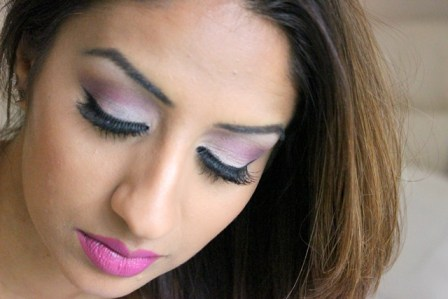All About Pink ♥ Tutorial with Colour Chase
