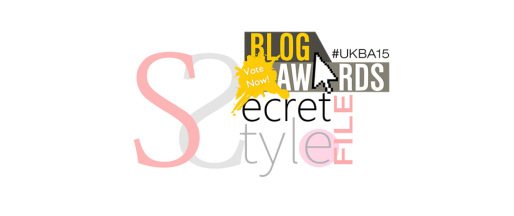 Vote Please! National Blog Awards #UKBA15