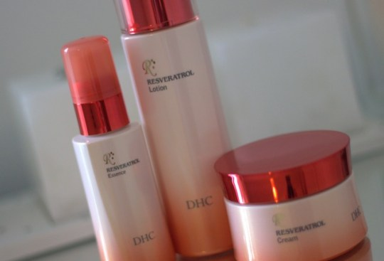 New Resveratrol Skincare Range Review
