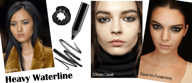 Autumn Winter Beauty Trends 2015
