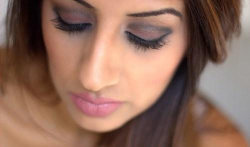 Make-up Artist LAN's Smokey Eye Tutorial
