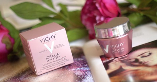 Vichhy Idealia Skin Sleep Review ♥