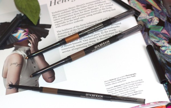Smashbox Review ♥ Let's Talk Brows