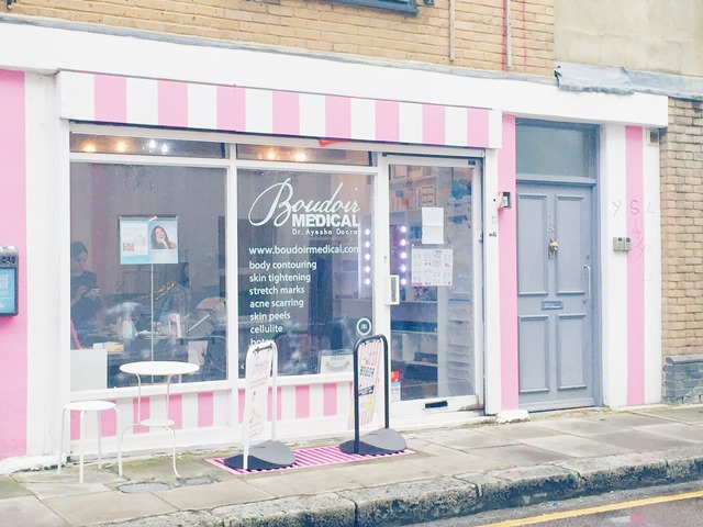 Skinbreeze at Boudoir Beauty ♥