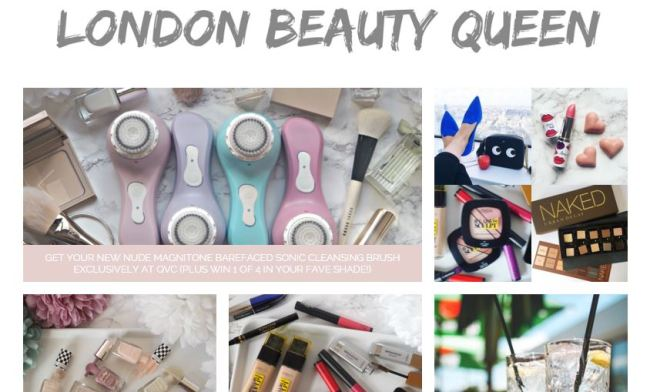 My Top Five Favourite Bloggers ♥