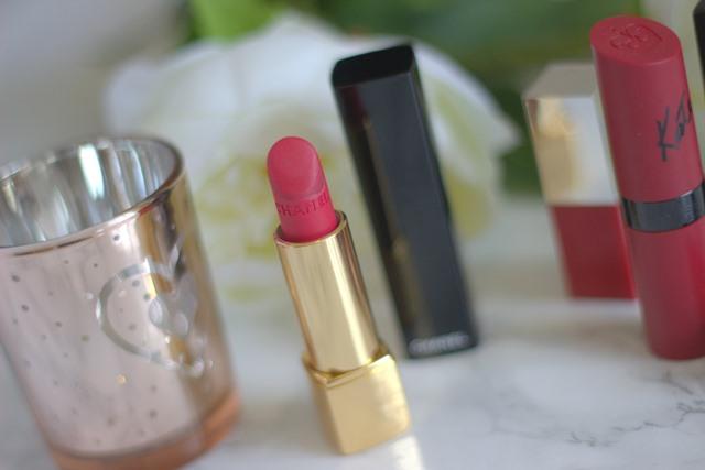 My Top Five Red Lipsticks ♥