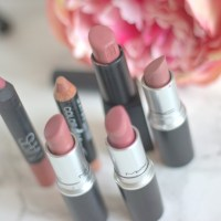 My Top Five Nude Lipsticks ♥
