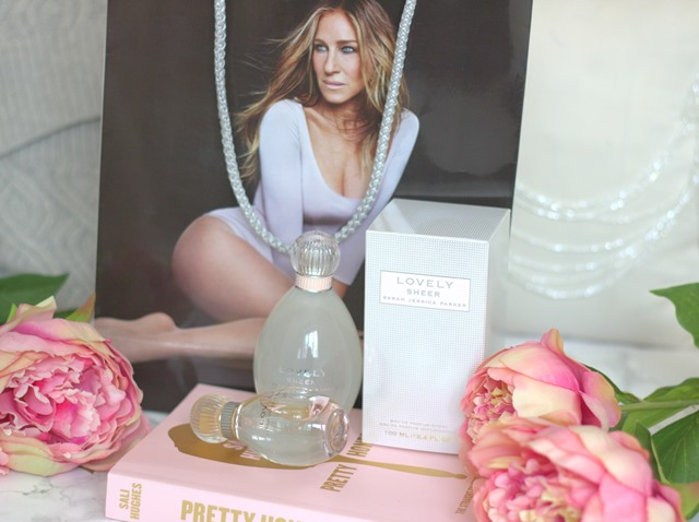 Lovely Sheer by Sarah Jessica Parker ♥