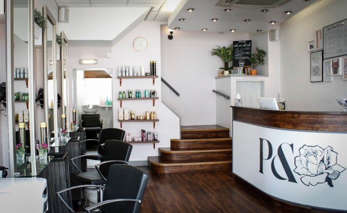 Pink & Rose Salon Review ♥