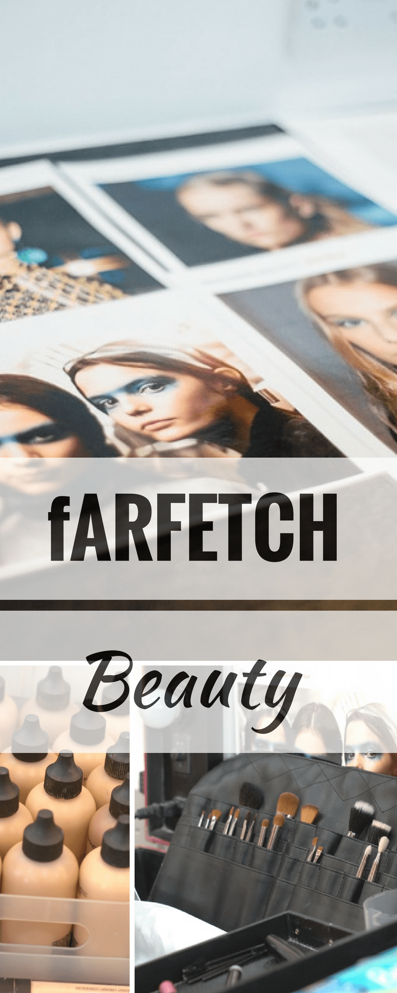 An Evening of Beauty with Farfetch ♥