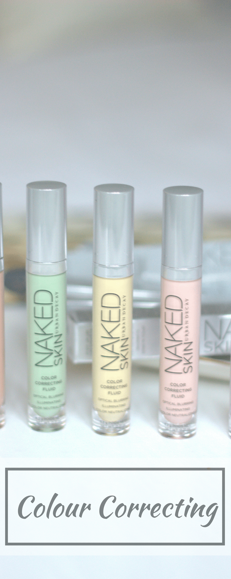 Urban Decay Naked Skin Colour Correcting Fluid