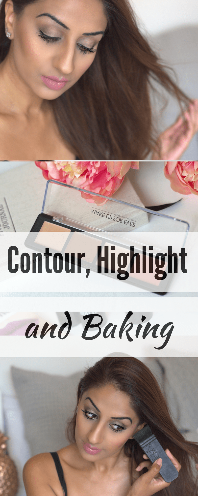 My Updated Contour & Highlight Tutorial with Baking ♥