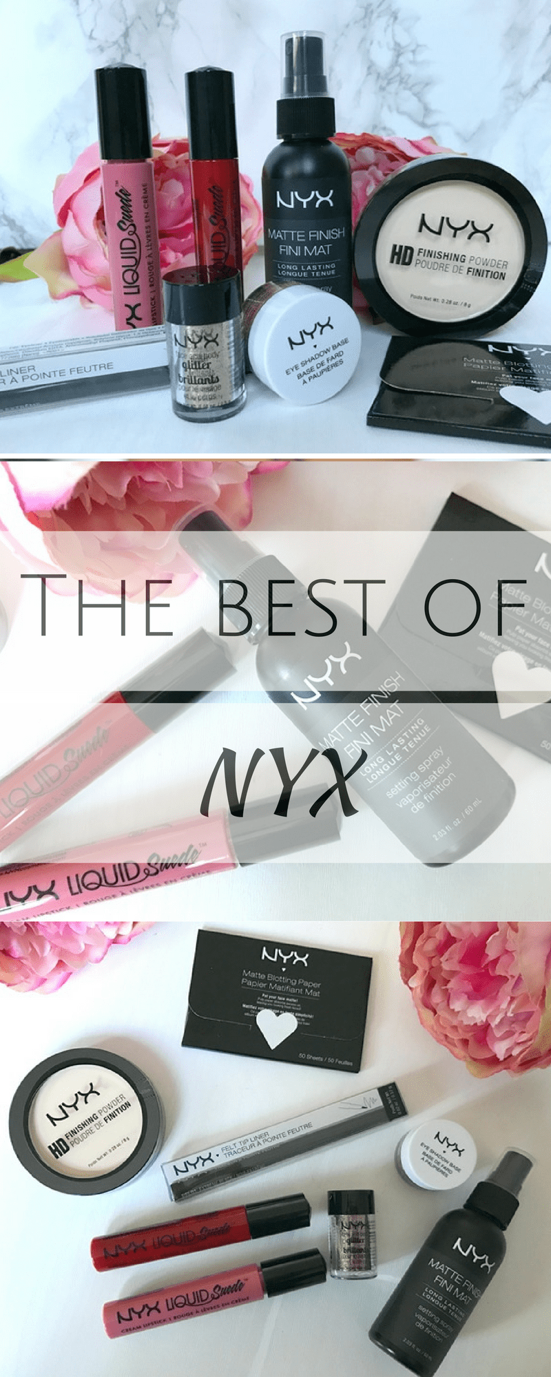 The Best of NYX Right Now ♥