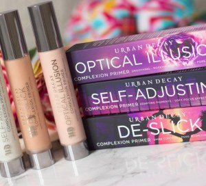 Urban Decay Complexion Primers Review