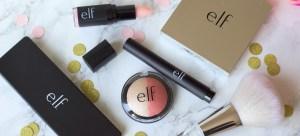 e.l.f Cosmetics in the UK