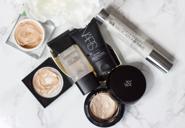 Top Five Favourite Primers ♥