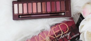 Urban Decay Naked Cherry Palette Review and Tutorial