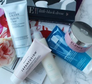 Top Five Favourite cleansers