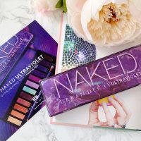 Urban Decay Naked Ultraviolet Look and Review ♥
