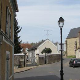 Maison paroissiale de Briis