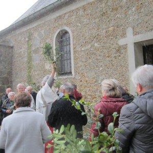 Saint Jean de Beauregard: les rameaux