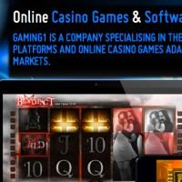 La plataforma de Gaming1 al descubierto