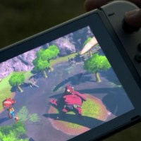 Llega Nintendo Switch