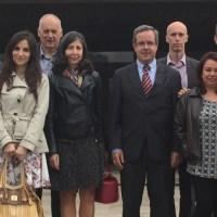 Reunión Reguladores Europeos en Madrid