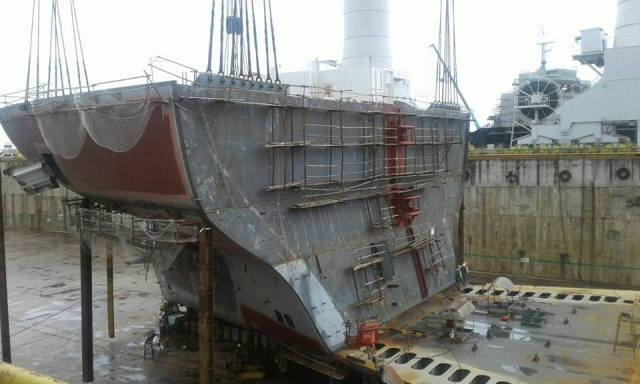maritime-articles - Ship Constructions - The Importance of New Building Supervision