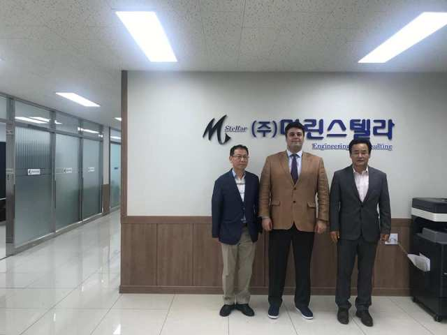 meteorology-news - 65719096 10157433536804189 6323690494060658688 n - ISGEM Group has signed a partnership agreement with S.Korean Jeonjin-Marin