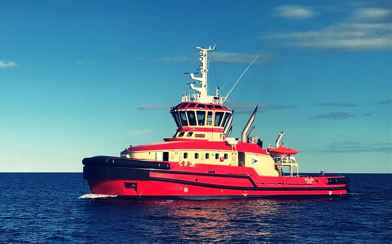 maritime-technologies - Hybrid Tugboat - First Tugboat Delivered with Hybrid Power Module from Wärtsilä