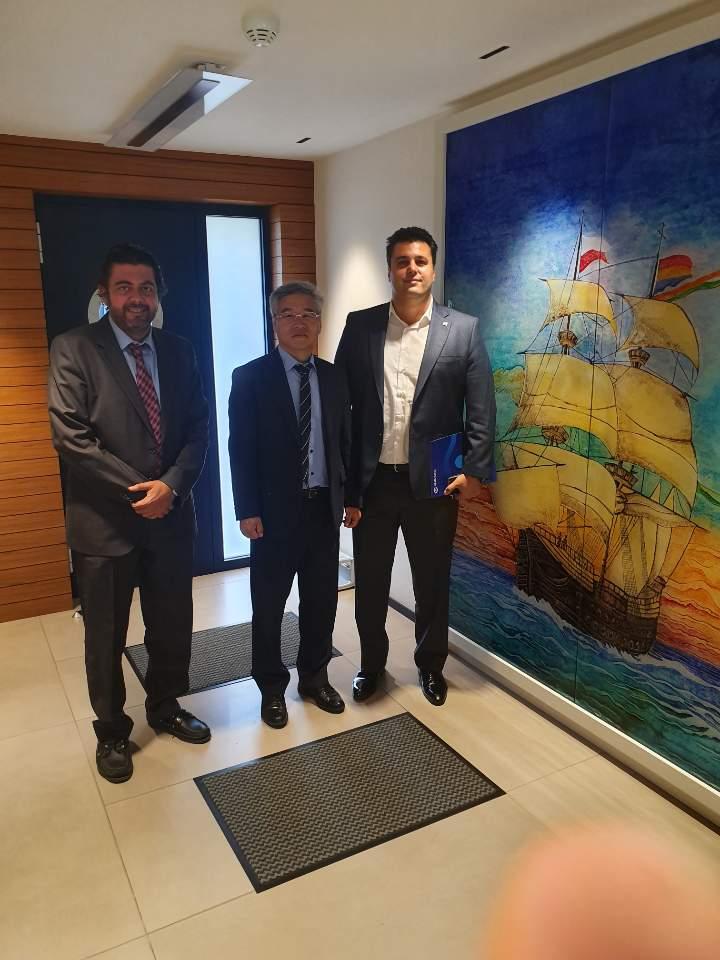 maritime-news - IMG 20190822 WA0098 - ISGEM Group Continue Work With KR Class