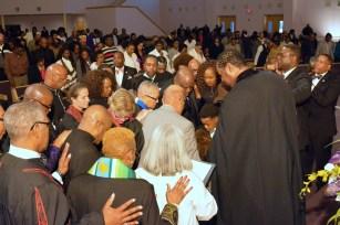Rev. Charmaine P. Johnson Ordination Service 008