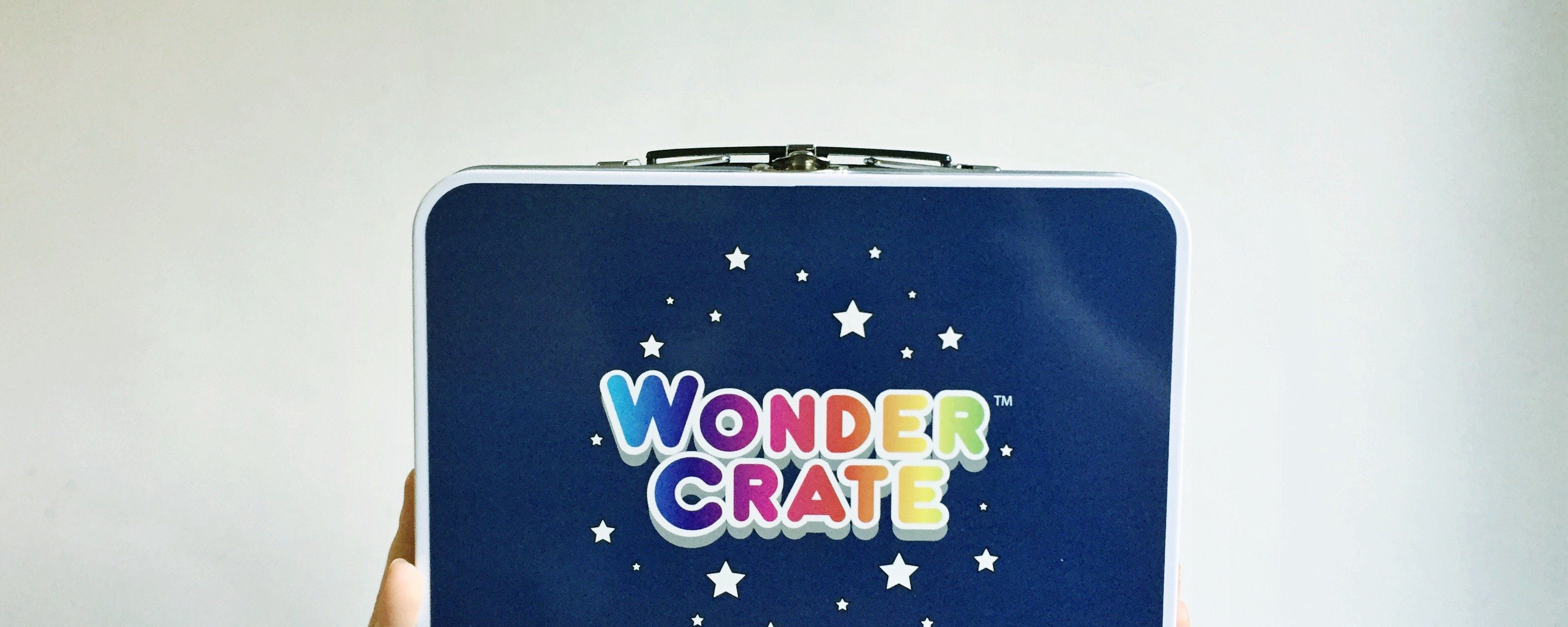 Secular Homeschooler Review: Wonder Crate Unboxing