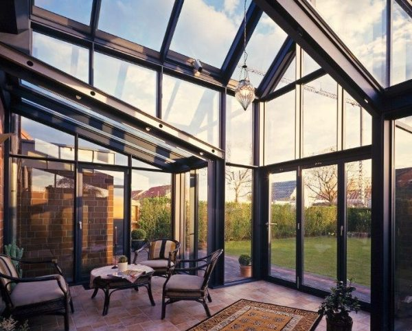 Security conservatories London