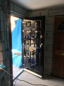 steel security door 1110